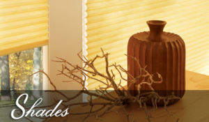 custom window blinds, shades, shutters