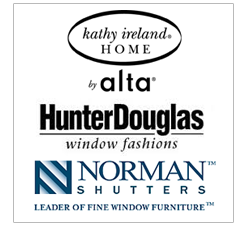 name brand window coverings