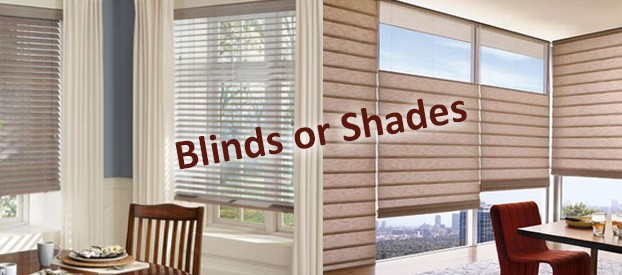 blinds shades window treatment choices