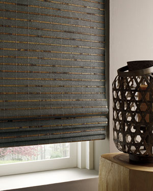 hunter douglas wood woven window shades blinds