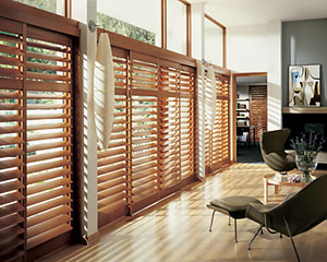 plantation shutters hunter douglas