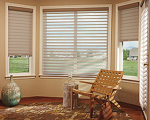 Window Treatments For Bay Windows St Louis