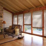 Rustic Window Treatments