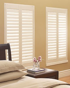 Indoor Window Shutters Palmbeach Lantana Bedroom Hunter Douglas