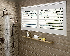 Indoor Window Shutters Palmbeach Truview Hunter Douglas