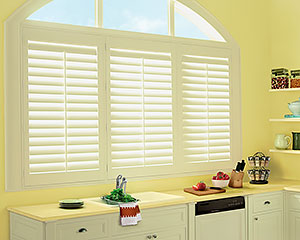 Palm Beach Window Treatments for Kitchens Hunter Douglas