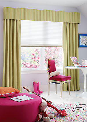 Window Treatments for Your Child's Rooms Cordlock