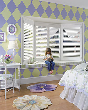 Window Treatments for Your Child's Rooms Heritance Truview