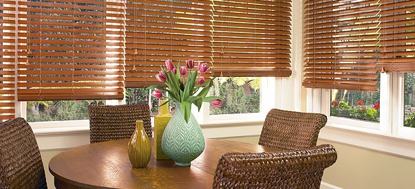 Wooden-Window-Blinds-EverWood-Living-Room-Hunter-Douglas-St-Louis