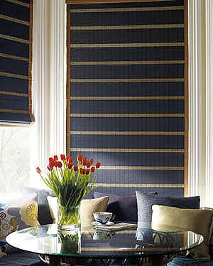 Matching Color of Window Treatments