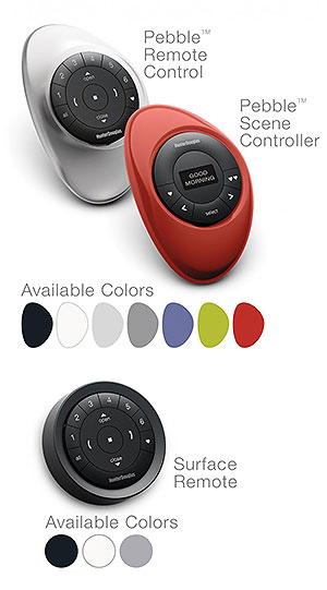 PowerView Pebble Remotes