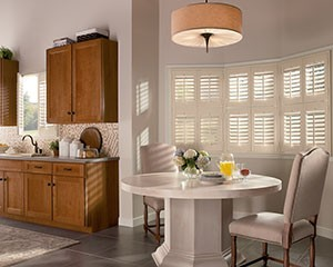 Breakfast Nook Buy Real Wood Shutters