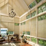 Sunroom Window Treatments