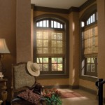 Entryways. Hallways Window Treatments