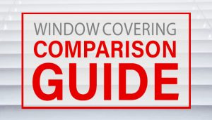 window cover comparison guide