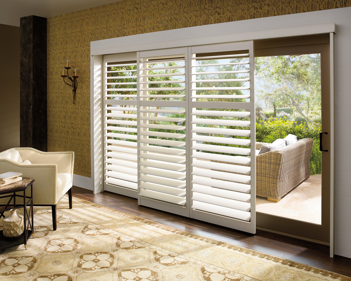 Palm Beach™ Polysatin Shutters With Lantana™