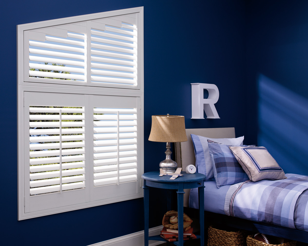 Palm Beach™ Polysatin Shutters With Palmetto™